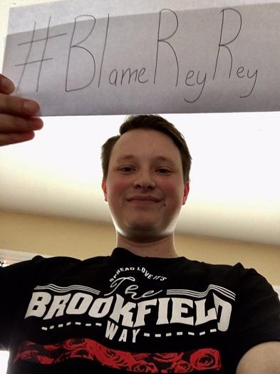 #BlameReyRey
